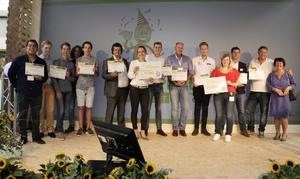 Hortapp und ConnectedGreen Beste Idee der Plantarium 2017