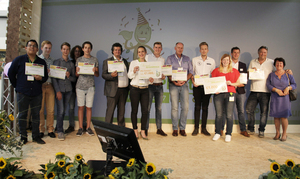 Hortapp and ConnectedGreen Best Idea Plantarium 2017