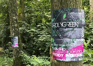 Holygreen festival uit de start blokken