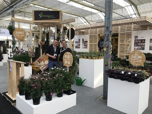 F.N. Kempen BV en Duif International Beste Stands Plantarium 2017