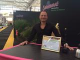 J.G. Cammeraat vof en Retail Experience Shop beste stand Plantarium 2015