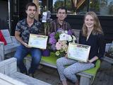 Hydrangea macrophylla Three Sisters® en Clematis 'Taiga'® winnen Persprijs Plantarium 2016