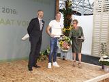 J.G. Cammeraat vof und Rovero Systems B.V. beste Stände der Plantarium 2016