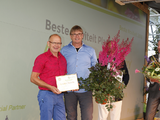 Astilbe 'Chocolate Cherry' (MIGHTY) beste Noviteit Plantarium 2016