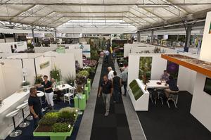 Senkrechtstart des Herbsthandels auf dem Züchterplatz dem Plantarium  Ein gebündeltes Angebot erhöht die Verkaufschancen