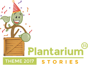 "Theme of Plantarium 2017: ""Stories"""