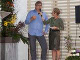 Eröffnung der Plantarium 2016 durch Toon Ebben