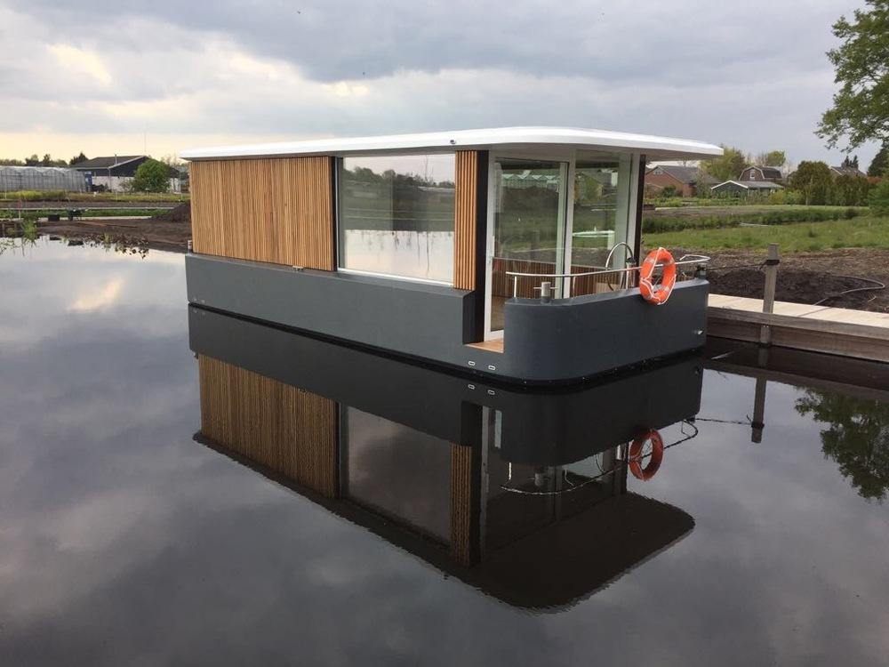 Proeftuin Hotelboot